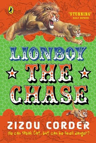 Lionboy: The Chase: Corder, Zizou
