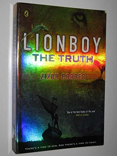 9780141380551: Lionboy: The Truth