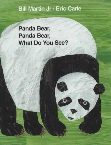9780141380575: Panda Bear, Panda Bear, What Do You See?