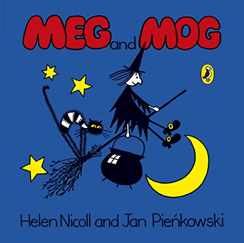 Meg and Mog (0141380594) by Helen Nicoll