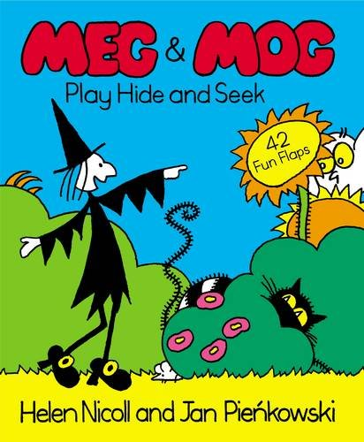 9780141380674: Meg And Mog Play Hide And Seek Lift The Flap