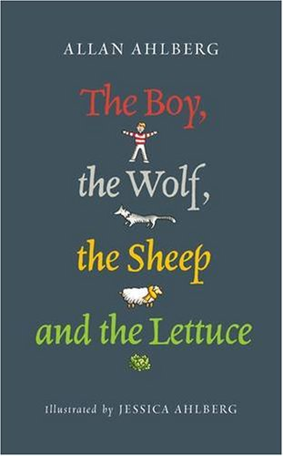 9780141380698: The Boy, the Wolf, the Sheep and the Lettuce