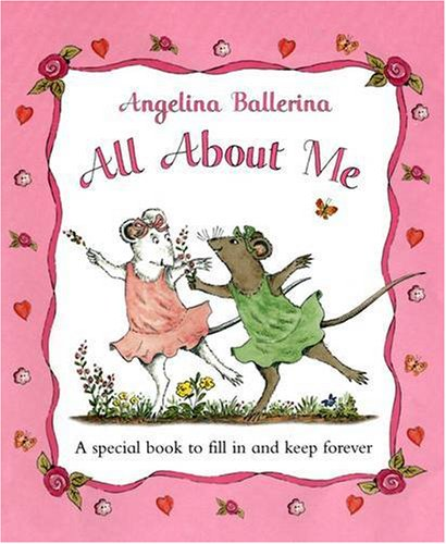 9780141380889: Angelina Ballerina All About Me