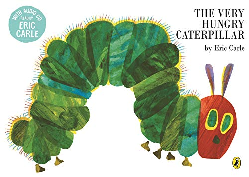 9780141380933: The Very Hungry Caterpillar with audio cd
