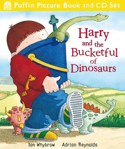 9780141380964: Harry and the Bucketful of Dinosaurs (Book & CD)