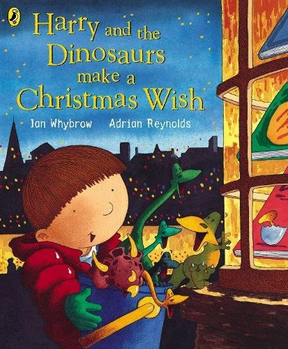 9780141380995: Harry and the Dinosaurs Make a Christmas Wish