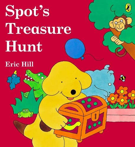 9780141381015: Spot's Treasure Hunt: A Lift-the-flap Picture Book