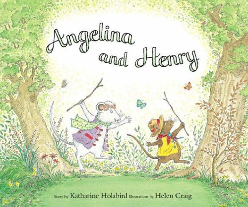 9780141381084: Angelina And Henry (Mini Book)
