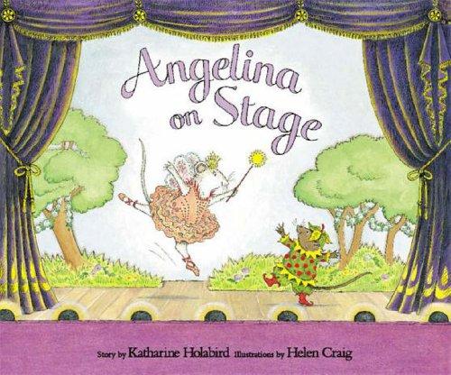 9780141381091: Angelina on Stage (Mini Book)