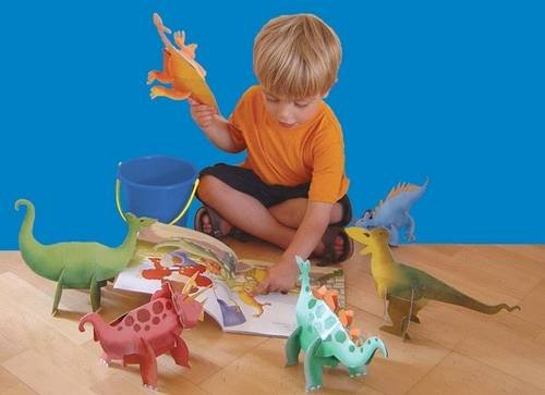 9780141381121: Harry and the Bucketful of Pop-up Dinosaurs