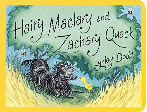 9780141381138: Hairy Maclary and Zachary Quack (Hairy Maclary and Friends)