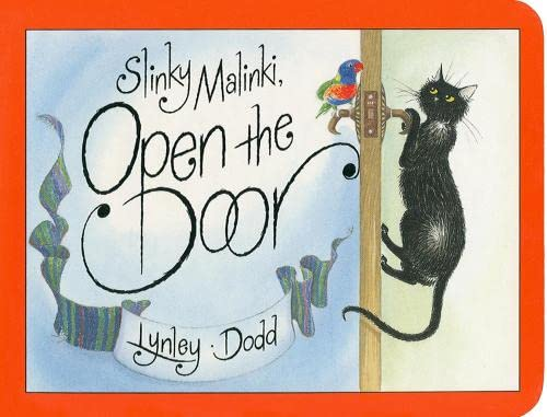 9780141381145: Slinky Malinki, Open the Door