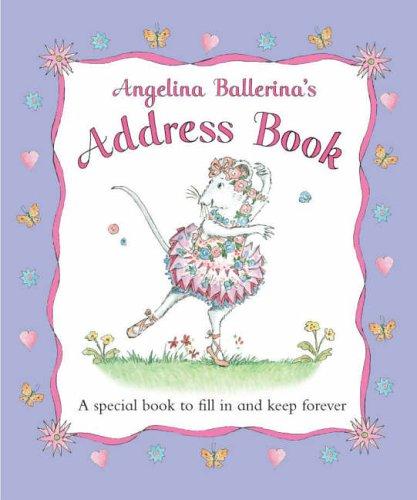 9780141381237: Angelina Ballerina's Address Book