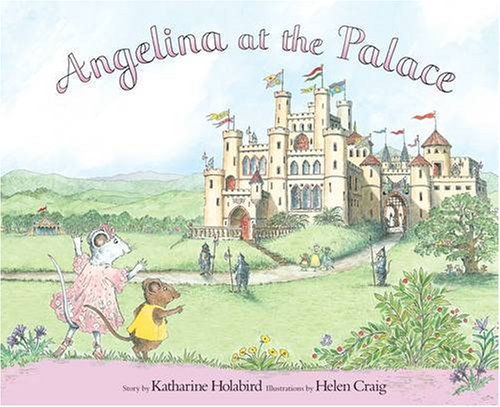 9780141381268: Angelina at the Palace (Angelina Ballerina)
