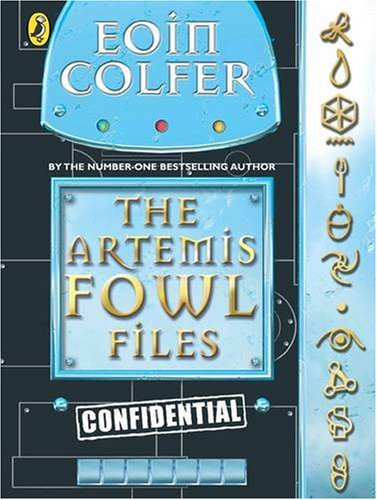 The Artemis Fowl Files ***SIGNED***: Eoin Colfer