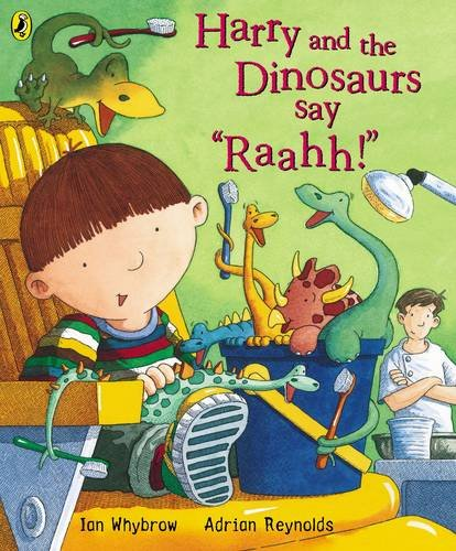 9780141381299: Harry and the Dinosaurs Say 'Raahh!'