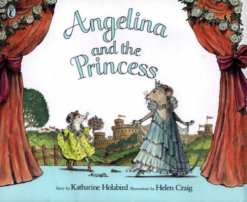 9780141381411: Angelina And the Princess (Mini Hardback)