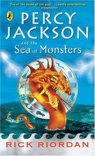 9780141381497: Percy Jackson and the Sea of Monsters