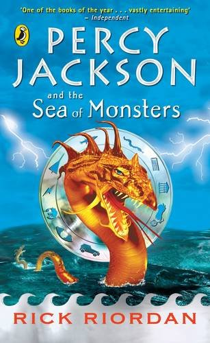 9780141381503: Percy Jackson and the Sea of Monsters