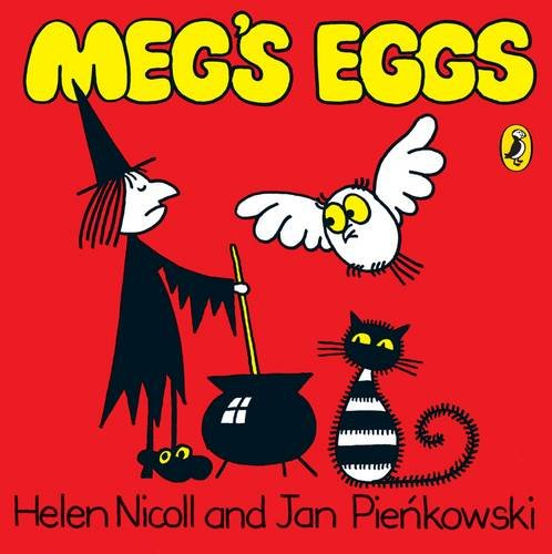 9780141381558: Meg'S Eggs (Board Book)