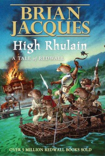 9780141381602: High Rhulain (Redwall)