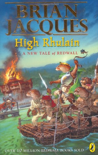 9780141381602: High Rhulain (Redwall)