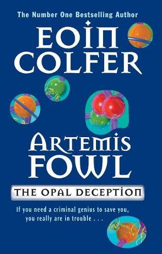9780141381640: Artemis Fowl: The Opal Deception
