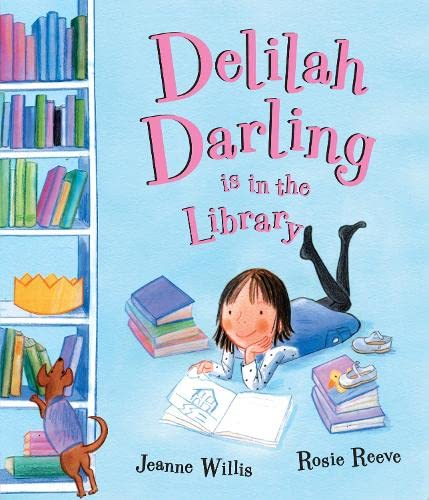 9780141381749: Delilah Darling is in the Library
