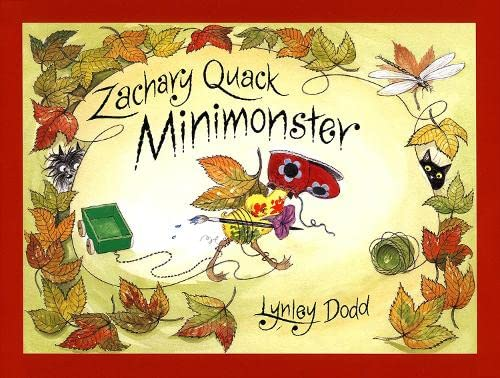 9780141381886: Zachary Quack Minimonster (Hairy Maclary and Friends)