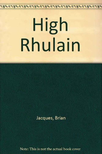 9780141381916: High Rhulain