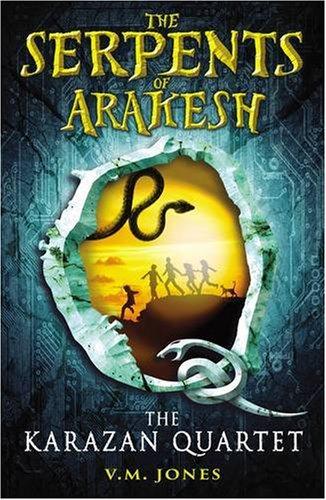 9780141382005: The Serpents of Arakesh (Karazan)