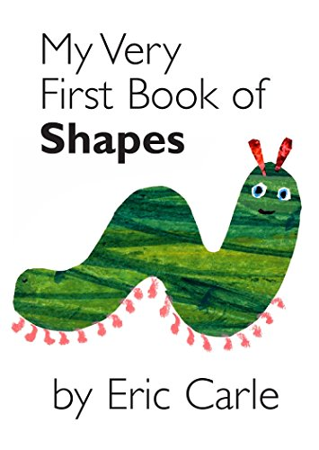 9780141382043: My Very First Book of Shapes. Eric Carle