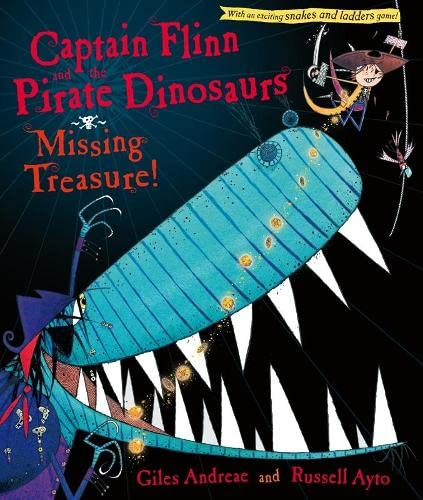 9780141382067: Captain Flinn and the Pirate Dinosaurs: Missing Treasure!