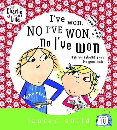 9780141382197: I've Won, No I've Won, No I've Won (Charlie and Lola)