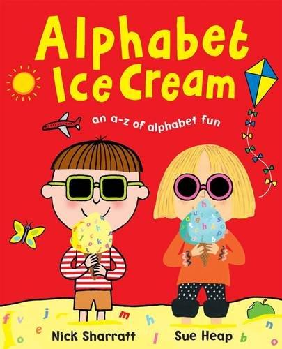 9780141382326: Alphabet Ice Cream: A Fantastic Fun-filled ABC