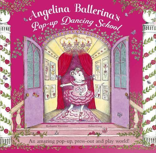 9780141382357: Angelina's Pop-up Dancing School (Angelina Ballerina)