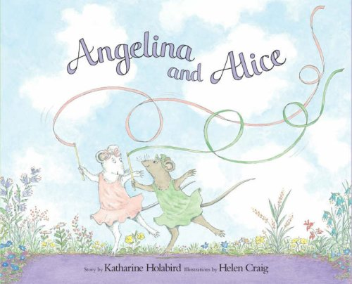 9780141382388: Angelina and Alice (Angelina Ballerina)