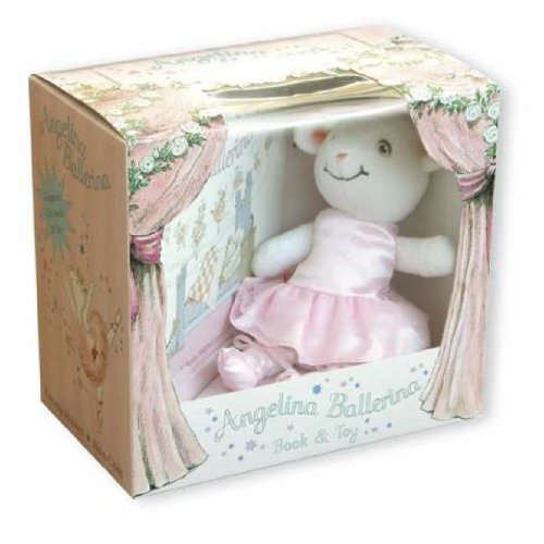 9780141382463: Angelina Ballerina Box Set (Book & Toy)