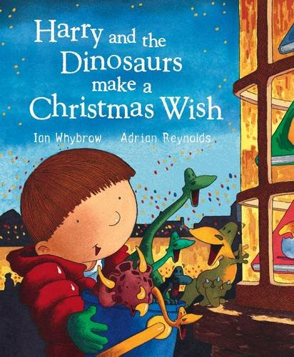 9780141382470: Harry and the Dinosaurs Make a Christmas Wish