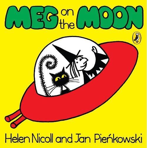 9780141382487: Meg on the Moon