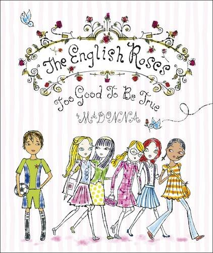 9780141382678: The English Roses: Too Good to be True