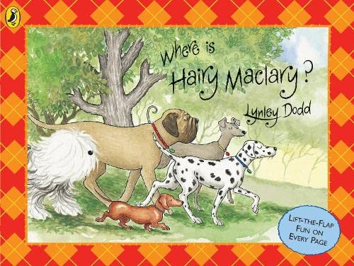 9780141382753: Where Is Hairy Maclary? (Hairy Maclary and Friends)