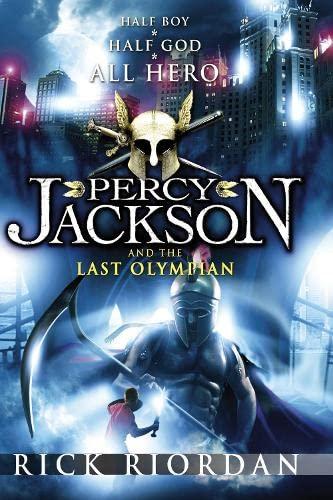 9780141382944: Percy Jackson and the Last Olympian