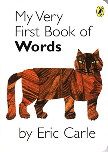 9780141382968: My Very First Book of Words (Very Hungry Caterpillar)