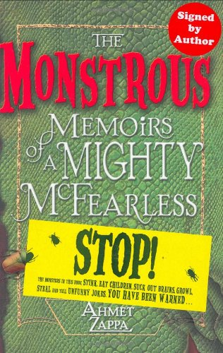 9780141383095: The Monstrous Memoirs of a Mighty Mcfearless