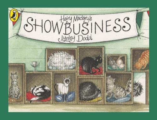 9780141383224: Hairy Maclary's Showbusiness