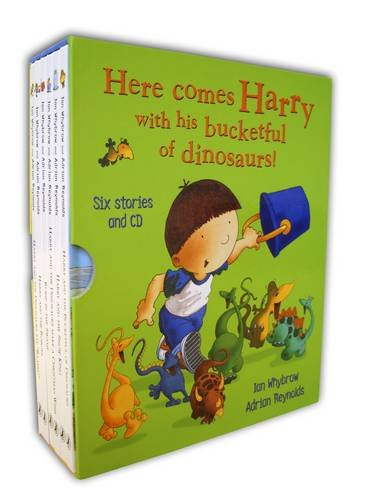 9780141383316: Harry and His Bucketful of Dinosaurs