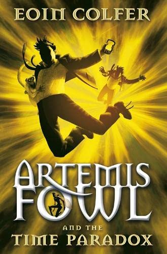 9780141383347: Artemis Fowl and the Time Paradox