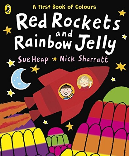 9780141383385: Red Rockets And Rainbow Jelly (bb)