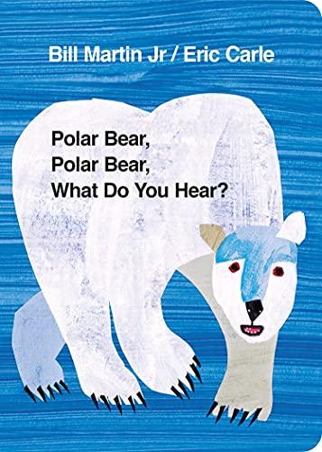 9780141383514: Polar Bear, Polar Bear, What Do You Hear?. by Bill Martin, JR.